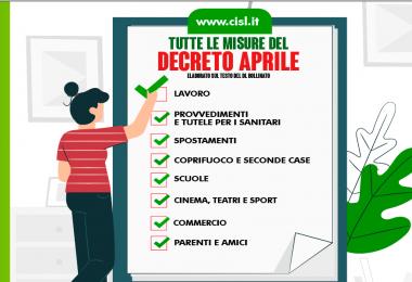 decreto aprile